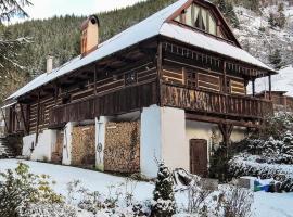 Drevenica Inga, hotel v Starých Horách