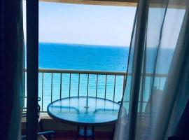 Porto Sea View، فندق في العين السخنة