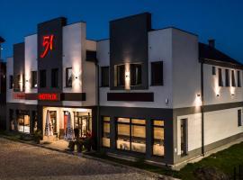 Hotelik 51 – obiekt B&B