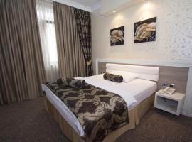 Hotel Talija, hotel v Banji Luki