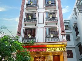 Moment Hotel - Freyza Hotels, khách sạn ở Thành phố Hải Phòng