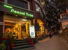 Hotel Peepal Tree, отель в Ришикеше