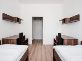 Ubytovňa Nobelova, hotel poblíž Mezinárodní letiště M. R. Štefánika – Bratislava - BTS,