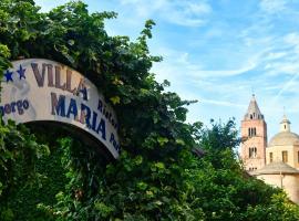Hotel Villa Maria, hotell i Varazze