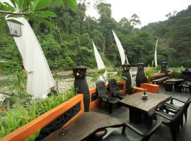 Jungle Inn, hotel in Bukit Lawang
