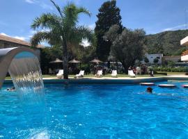 Riviera Hotel & Spa, hotel en Villa Carlos Paz