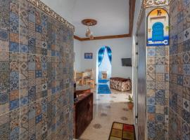 Dar Sidi Mfedal, apartment in Chefchaouen