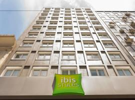 ibis Styles Buenos Aires Florida, hotel in Buenos Aires