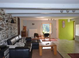 gîte de la cheneau, villa in Rochesson