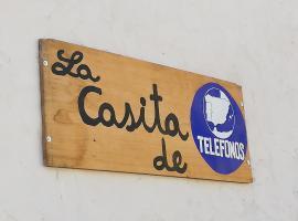 La Casita de Teléfonos, departamento en Gargantilla del Lozoya