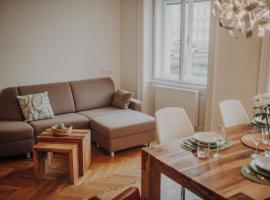Karmelita, apartament din Viena