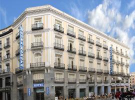 Hotel Europa, hotel cerca de Palacio Real de Madrid, Madrid