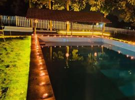 The Krafted Backyard, pet-friendly hotel in Bangalore