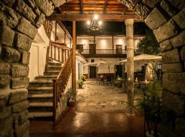 Casa Biru Hotel Boutique, отель в городе Куско
