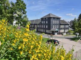 Apartments und Bistro Zum Glasmacher, Hotel in Gehlberg