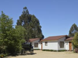 Cabañas La Emboscada, Ferienwohnung in Santa Cruz