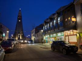 Reykjavik Downtown Hotel, отель в Рейкьявике