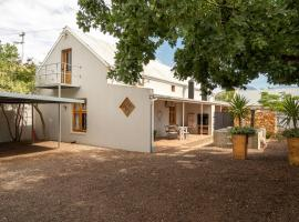 Bergsicht Country Cottages - Town, hotel in Tulbagh