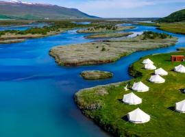 Camp Boutique - Original North, glamping site in Aðaldalur
