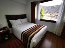 Hotel Andes de Urubamba, hotel near Saint Peter Church, Urubamba