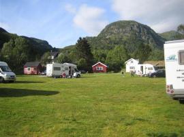 Seim Camping, Hotel in Røldal