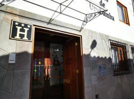 Hotel Andes de Urubamba, hotel near Sir Torrechayoc Church, Urubamba