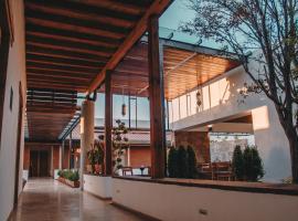 Hotel Casa Iturbe, hotel in Zitácuaro