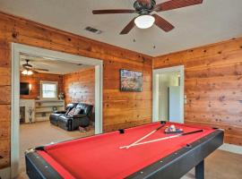 Lubbock House - Walk to Texas Tech and Downtown, vacation rental in Lubbock