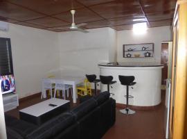 Villa Azimmo Tampouy, villa in Ouagadougou