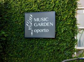 Music Garden Oporto, nakvynės namai Porte
