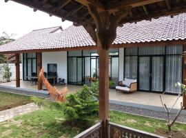 Lemonade Villa, self catering accommodation in Jepara