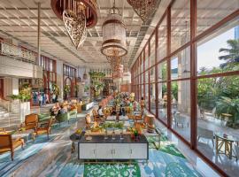 Mandarin Oriental Bangkok, hotel in Riverside, Bangkok