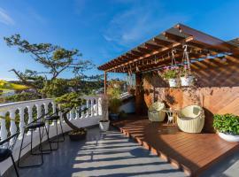 The Art - N'Queen Villa, căn hộ ở Đà Lạt