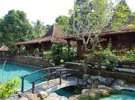 Jogloplawang Villa&Resort, resort in Kaliurang