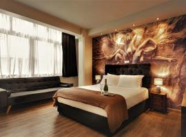 Pallada Athens boutique rooms & apartments, hotel near Omonia Square, Athens