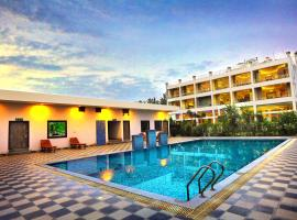 Winsome Resort & Spa Corbett, luxury hotel in Rāmnagar