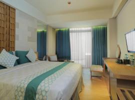 Bedrock Hotel Kuta, hotel a Kuta