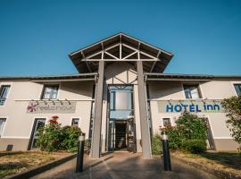 Hotel Inn Design Sedan、スダンのホテル