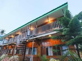 Pattrip cottage restaurant, hotel near Tiracol Fort, Morjim