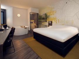 Inntel Hotels Amsterdam Centre, hotel in Amsterdam