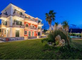 Niforos Panorama, hotel near Petani Beach, Vovikes