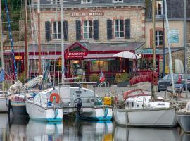 Hotel Les Mimosas, hôtel à Pont-Aven