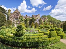 World Famous Abbey House Gardens, country house in Malmesbury