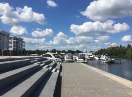 Riva Werder Maritim - Für die schönste Zeit des Jahres, hotel in Werder