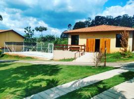 Pousada Vila Serrana, hotel em Serra Negra