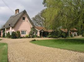 Thatched Farm Bed and Breakfast, hotel near Adastral Park, Woodbridge