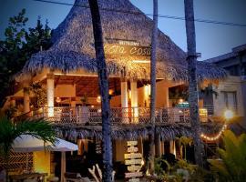 Afreeka Beach Hotel, hostel in Las Terrenas