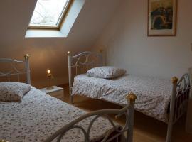 Les Vallées du Guyoult appartement, gîte à Dol-de-Bretagne