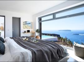 Nature Eco Residences Santorini, hôtel à Akrotiri