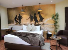Le Wafou, hotel in Abidjan